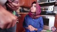 Araboaica violata si fututa cu forta in bucatarie