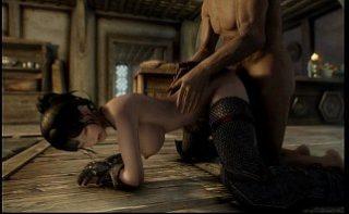 Joaca un rol important in jocul 3d sexual